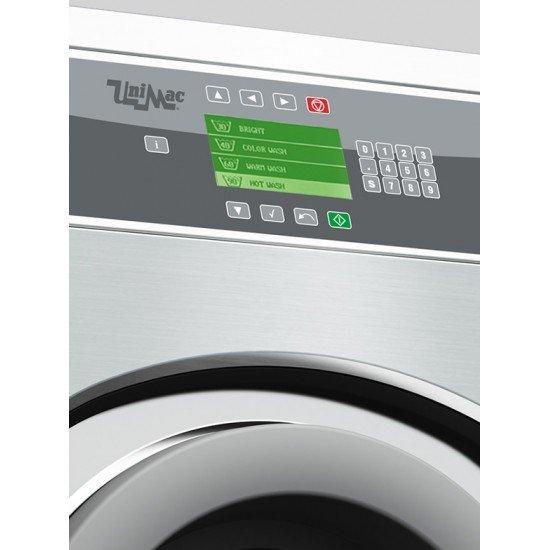 Професионална перална машина, бързооборотна 24кг. UniMac