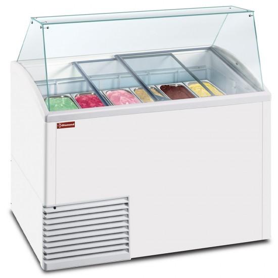 Хладилна витрина за сладолед, модел: BIG-EXPO/LUX