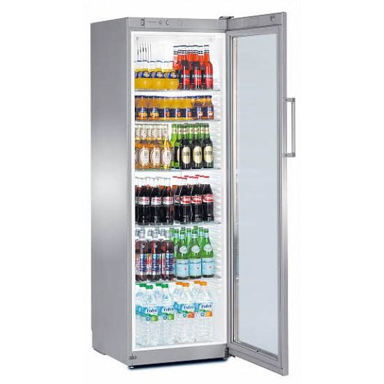 Хладилник със стъклена врата Liebherr