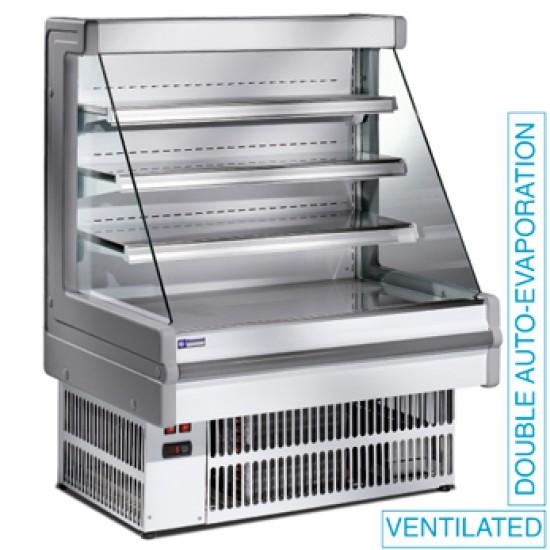 Хладилна отворена витрина за самообслужване +4+6˚С