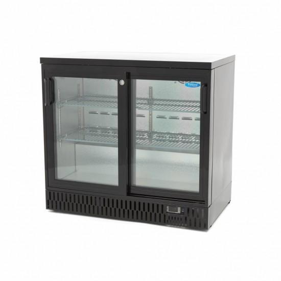 Хладилна витрина за напитки с две врати, модел BCS2