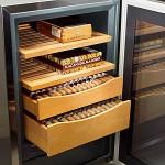 Хумидор - уред за съхранение на пури Liebherr