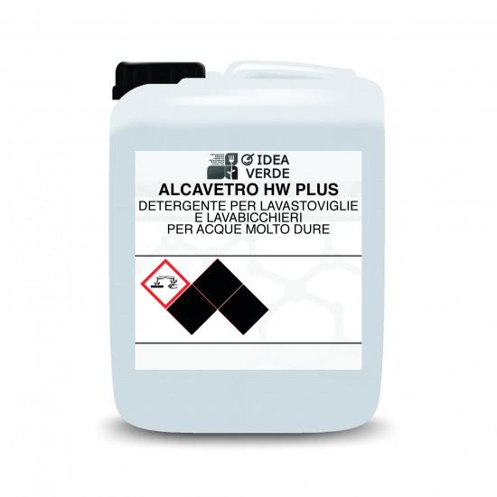 Измиващ препарат за съдомиялни машини 6 кг Alcavetro HW 6