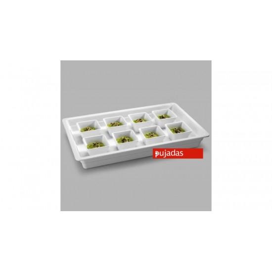 Гастронорм 1/1-65 меламин, бял