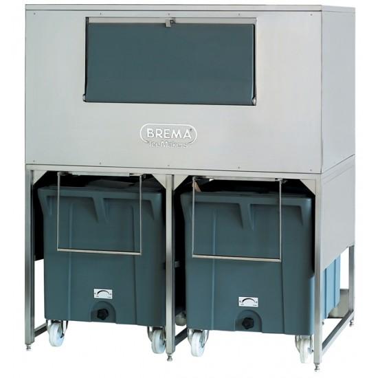 Бункер за съхранение на лед 516кг. DRB 500 Brema