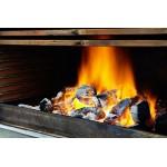 Барбекю-фурна на дървени въглища, настолна HMB 110