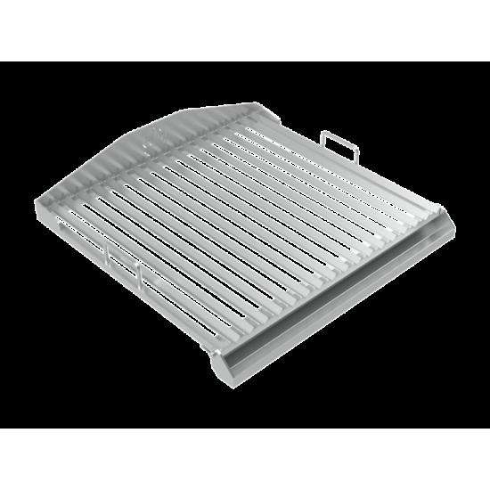 V-shape grill
