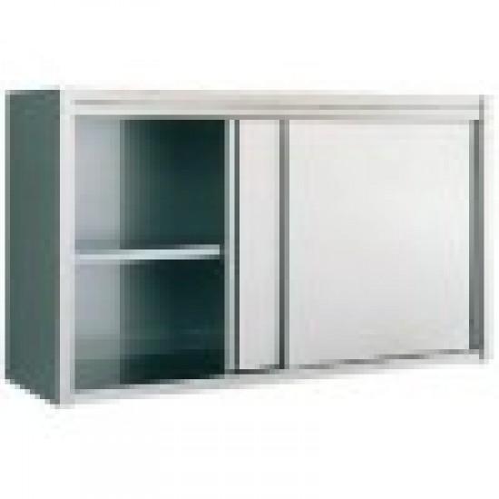 Неръждаеми шкафове стенни, с плъзгащи врати