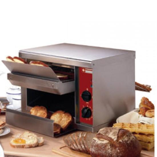 Тостер професионален  ролков TA/540
