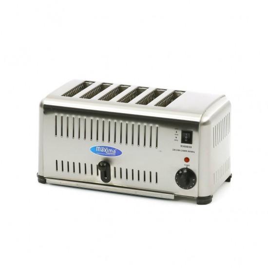 Тостер електрически, 6 секции