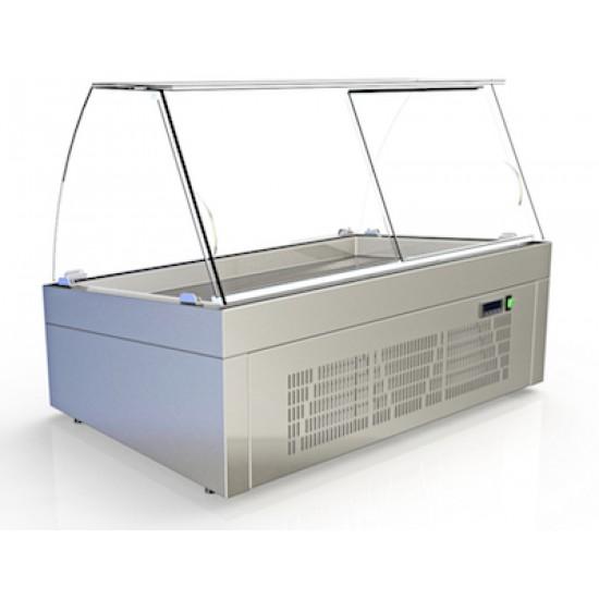 Топла витрина, 800/600/600 мм