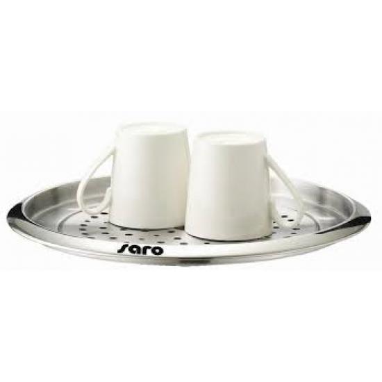 Капак-поднос за топли чаши за отоплители за вода