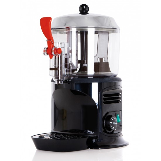 Диспенсър за горещ шоколад  DELICE 3 black
