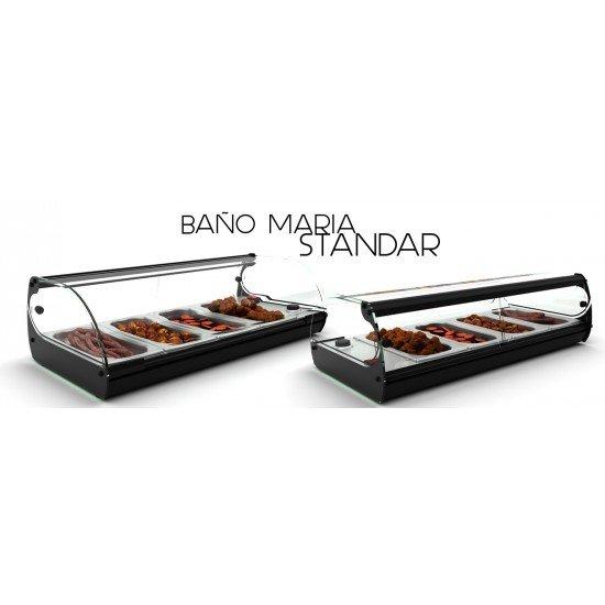 Експозиционна витрина Bain Marie Standard, C6