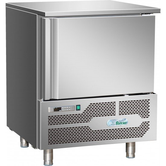 Шоков охладител, бласт чилър 5 тави 1/1GN или 600/400  AB1805 Forcar