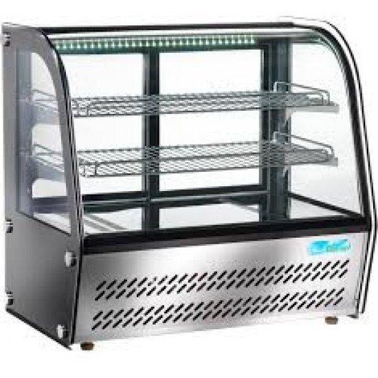 Хладилна демонстрационна витрина 160л., Forcar
