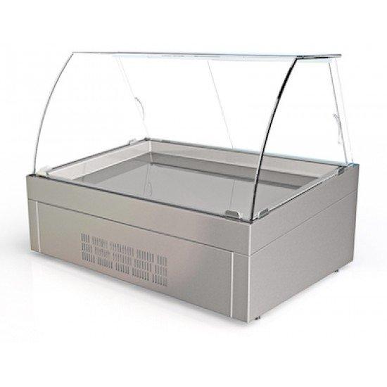 Хладилна витрина експозиционна, 800/600/600 мм