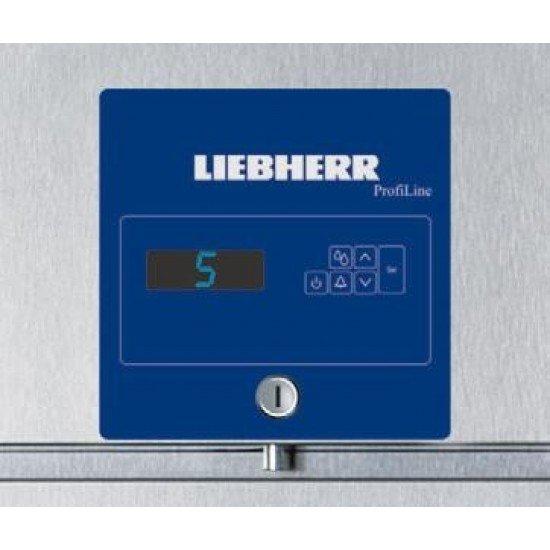 Фризер с две врати 2/1GN от инокс ProfiLine Liebherr