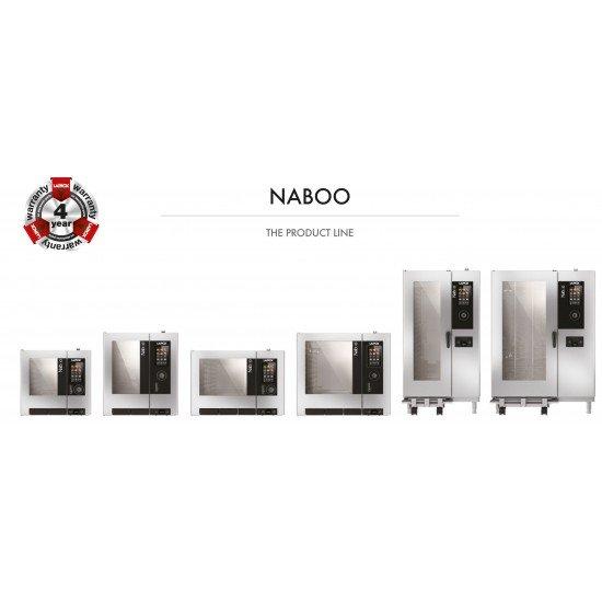 Газов пароконвектомат  NABOO NAGB072R