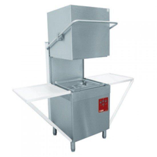 Съдомиялна проходна 550 чинии/час,входяща и изходяща маса  DK7-2/A
