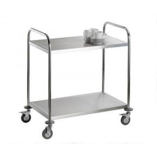 Сервитьорска количка две нива Alex