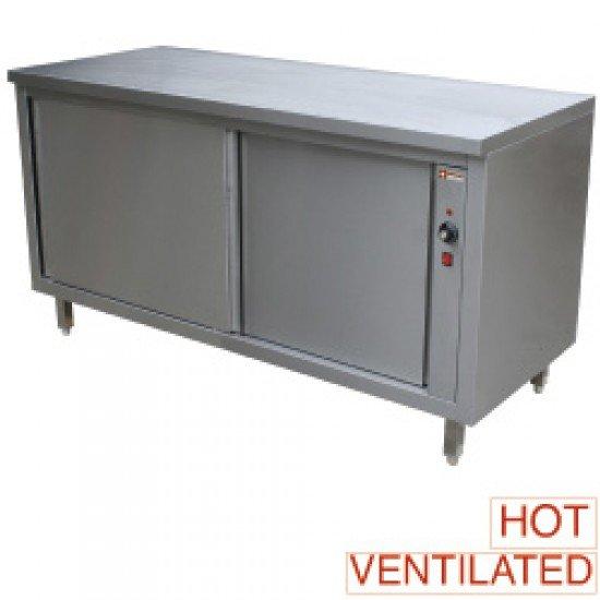 Топъл шкаф от неръждаема стомана TE187/B