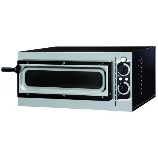 Пица фурна за 1 пицa Ø320 мм, 1 камера BASIC 1/40  VETRO
