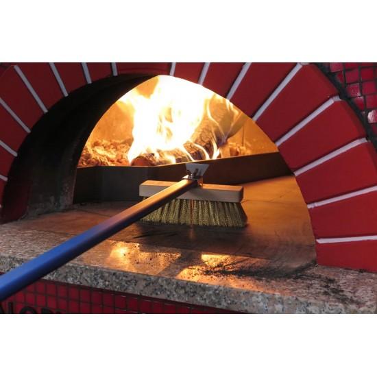 Четка за пица фурна въртяща 20/6,6/h150, Gi.Metal