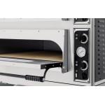 Пица фурна за 8 пици-Ø320мм, 2 камери
