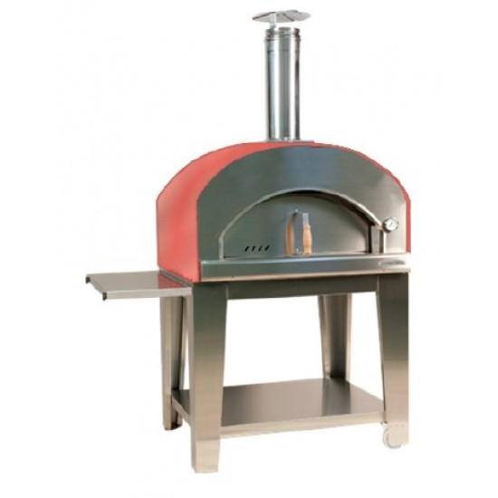 Пещ за пица на дърва, модел MAM INOX L