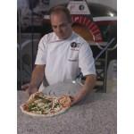 Лопата за пица Gi-Metal, Napoletana,33x33, дръжка 150 см
