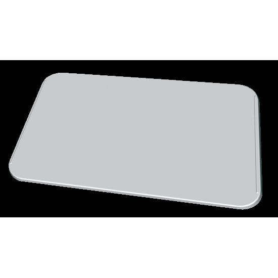 Алуминиева плоча за грил и пица, двустранна
