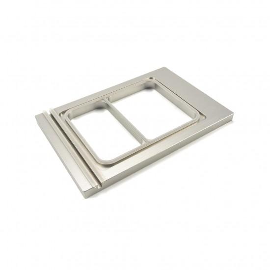 Матрица за тарелки 225х175мм - 2 тарелки