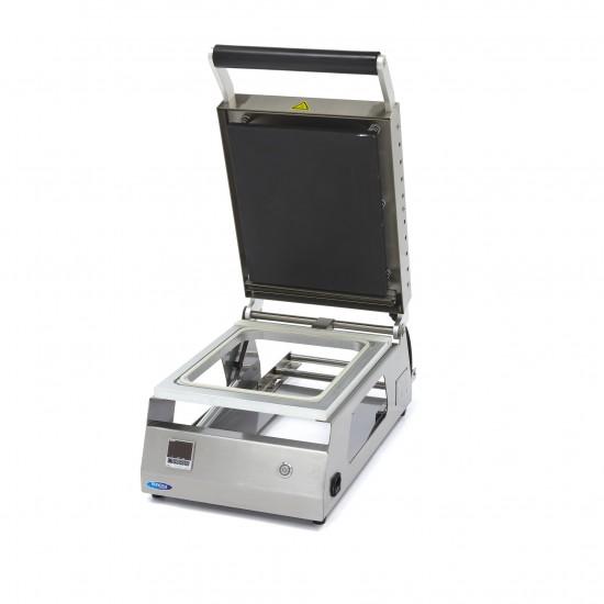 Машина за термозалепяне на тарелки 325x265мм