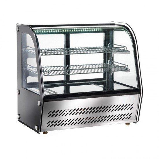 Отопляема демонстрационна витрина 120л., Forcar
