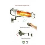 Отоплителна лампа за заведения за стенен монтаж